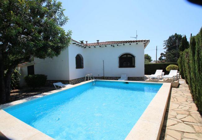Villa en Mont-Roig del Camp - Villa Rustical 4-6