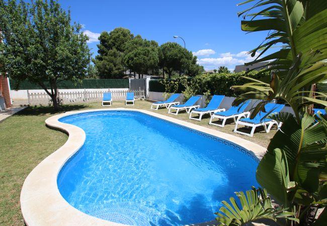 Apartamento en Cambrils - Casa Rosales CRA6