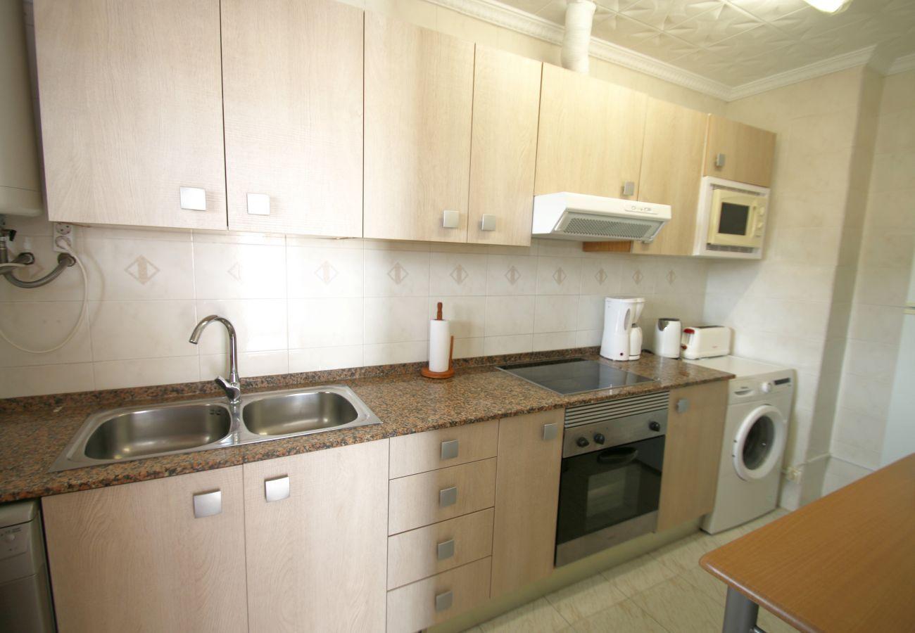 Apartamento en Cambrils - Casa Rosales 6