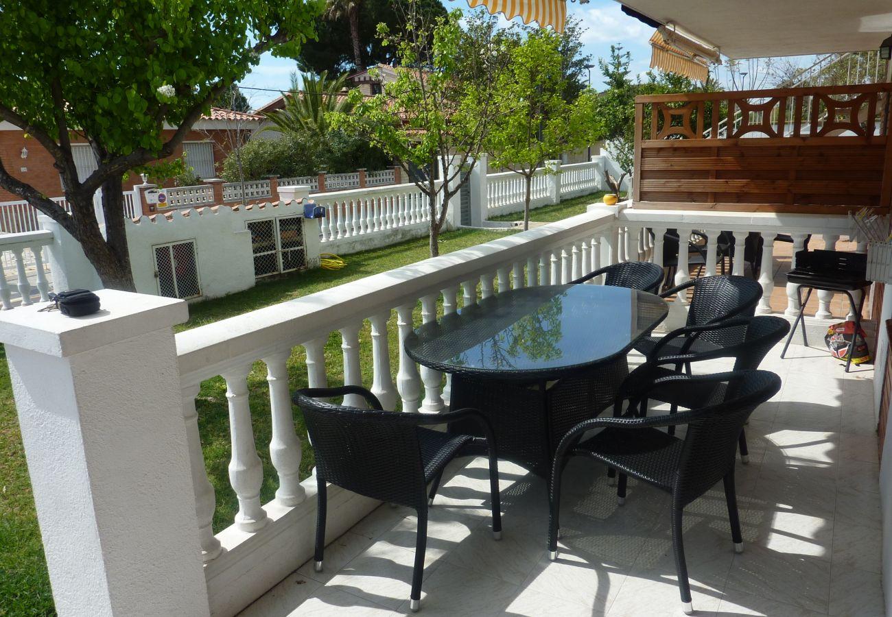 Apartamento en Cambrils - Casa Rosales 5