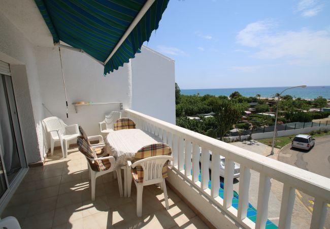Apartamento en Miami Playa - Casa Carmen CCB4