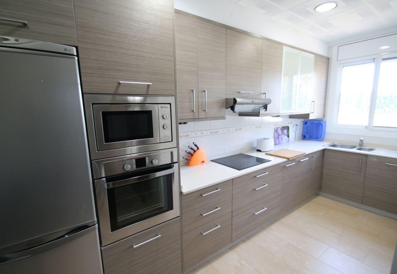 Apartamento en Cambrils - Casa Rosales 8