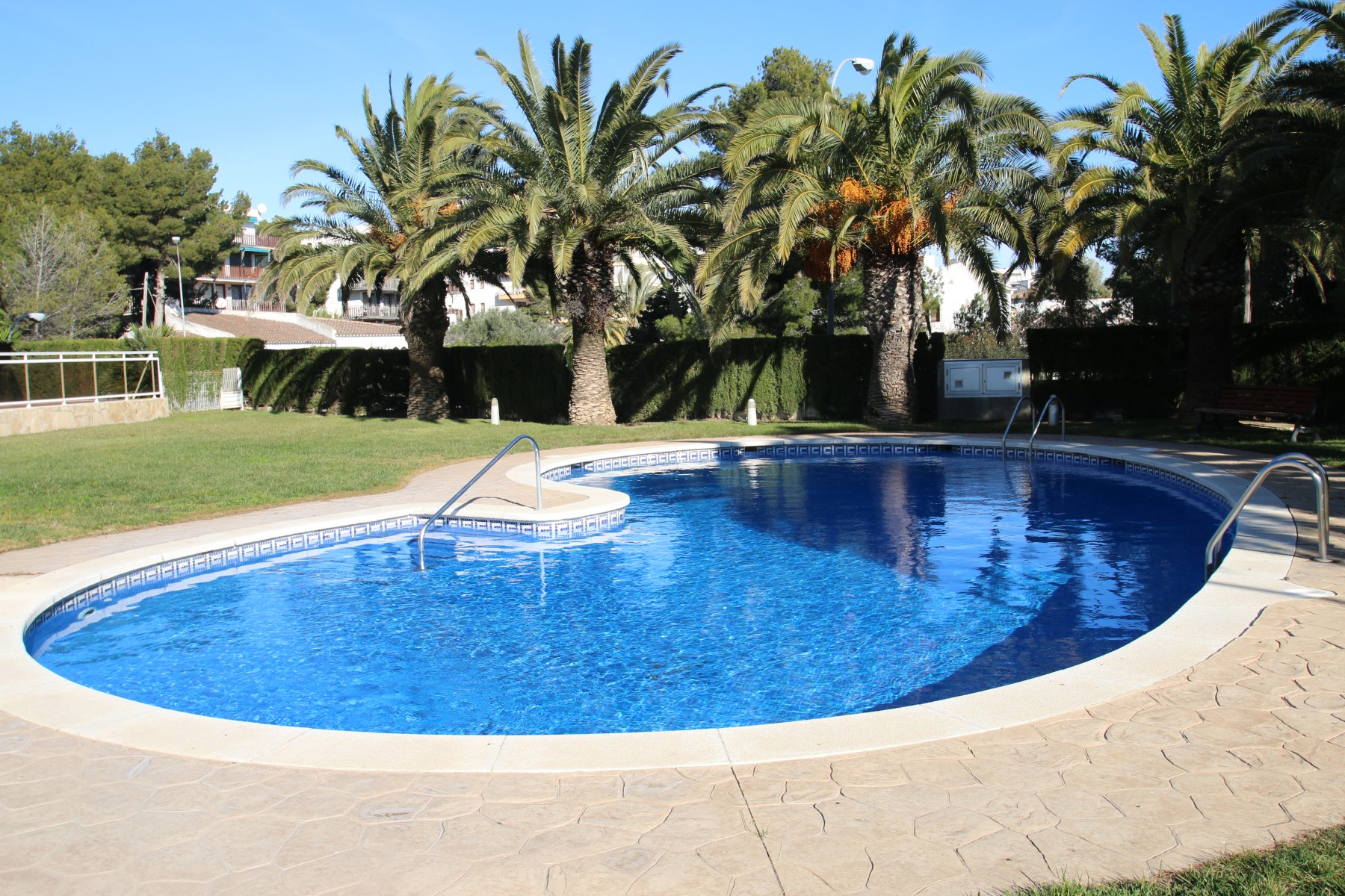 Apartamentos en miami playa apartamento villa jardin for Apartamentos jardin playa larga tarragona