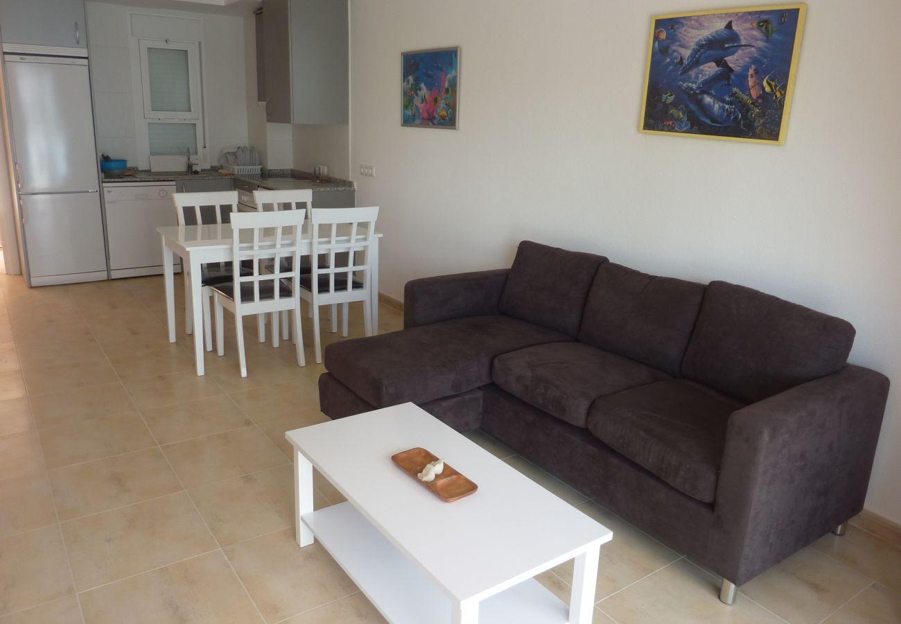 Apartamento en Miami Playa - Apartamento Mar i Cel 10