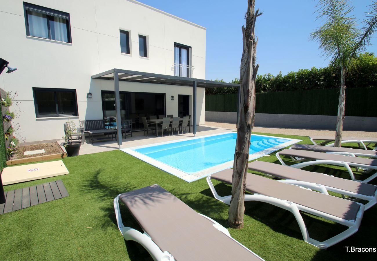 Villa en Cambrils - Villa Milos