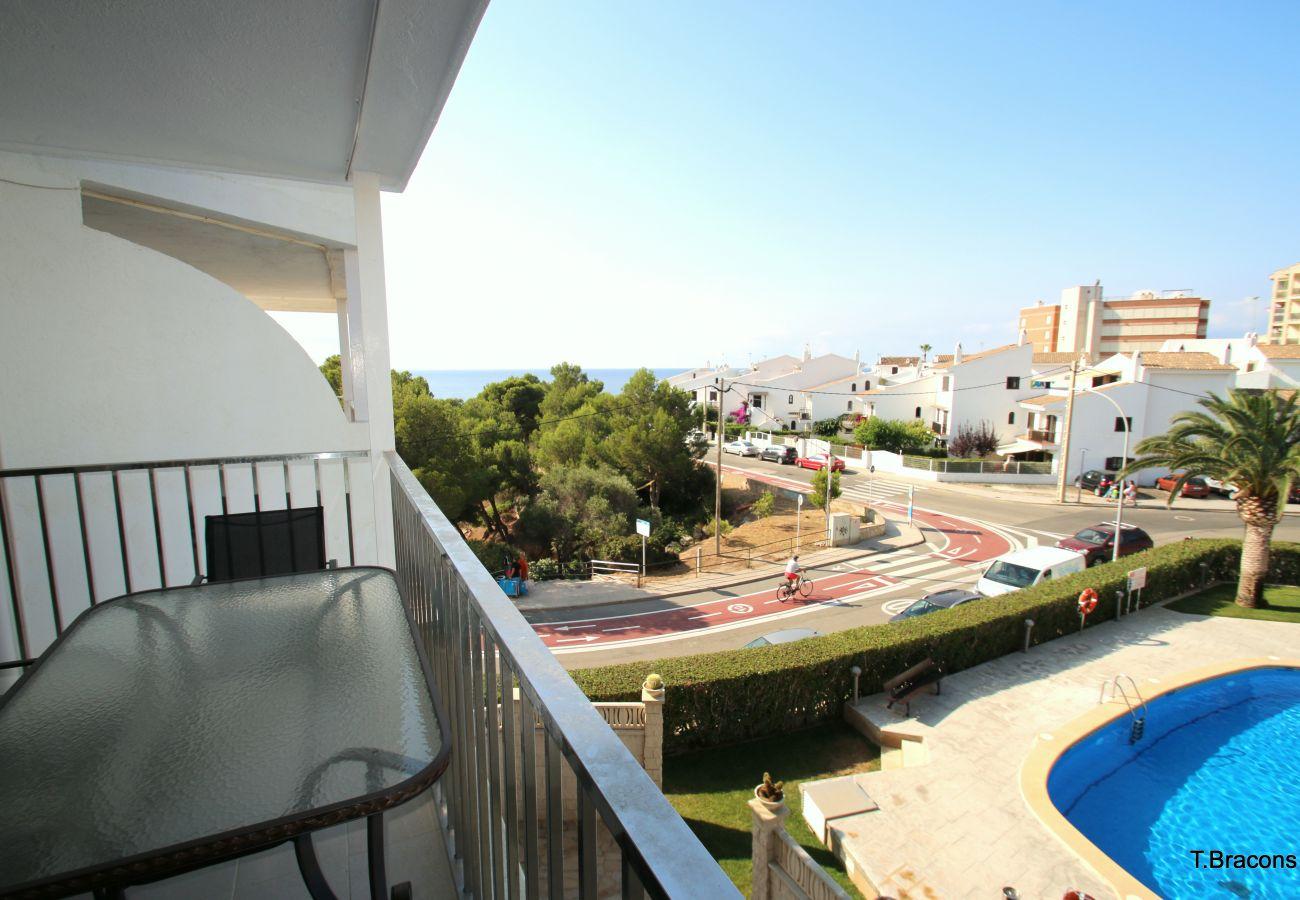 Apartamento en Miami Playa - Apartamento Mimosas