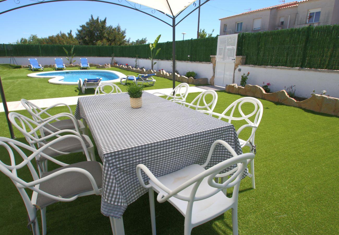 Villa en Miami Playa - Villa Paradis