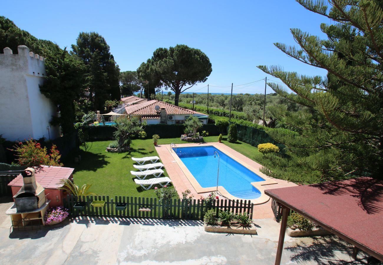 Villa en Mont-Roig del Camp - Villa Cati