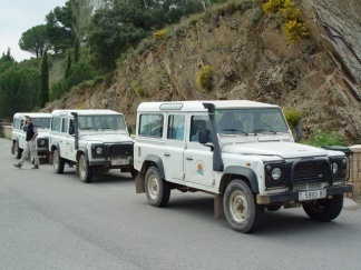 excursiones en jeep en la Costa Dorada