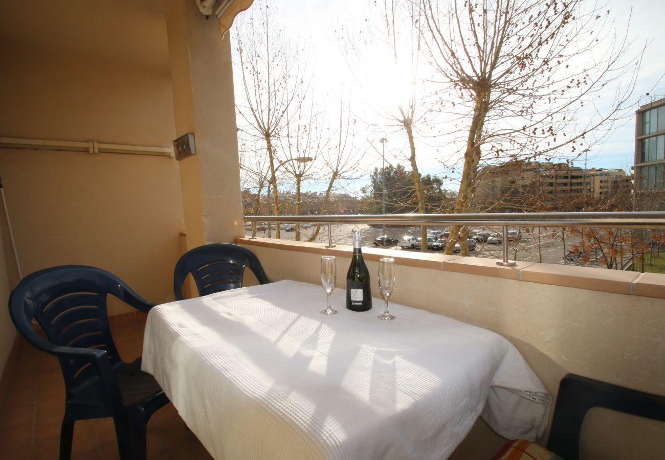 Ferienwohnung in Cambrils - Apartamento Les Palmeres