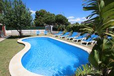 Ferienwohnung in Cambrils - Casa Rosales CRA3