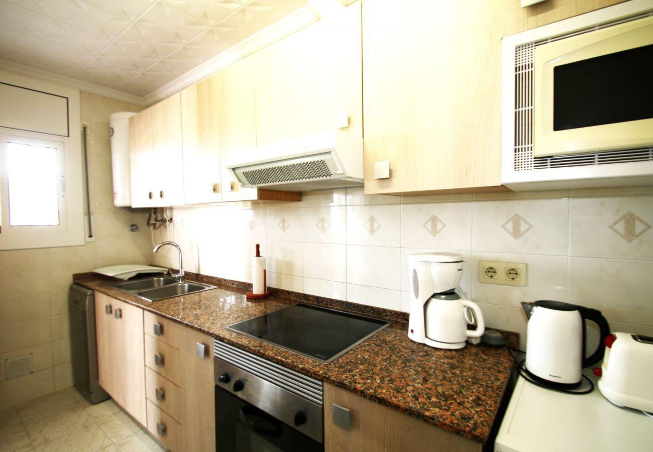 Apartment in Cambrils - Casa Rosales 6
